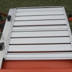 Aluminium Rack ready for Hannibal Roof Tent