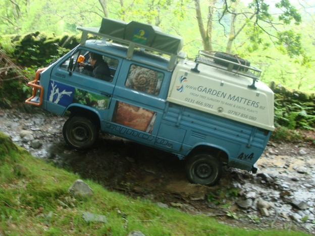 VW Double Cab Syncro For Sale