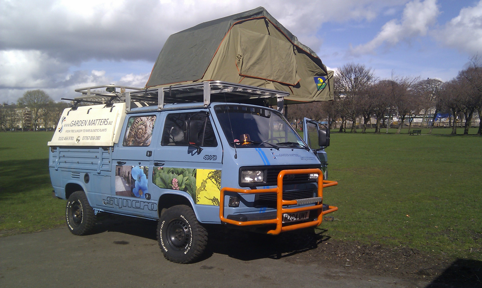 Volvo Powered Vw Syncro Doka Double Cab Syncro For Sale