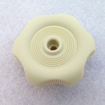 Westfalia skylight lift knob in Cream or Grey