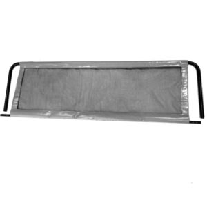 vw t25 t3 vanagon westfalia bed guard grey 6
