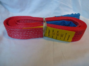 Campervan Culture - Red Tow Strap