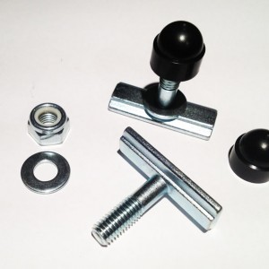 Threaded-stud-fixing