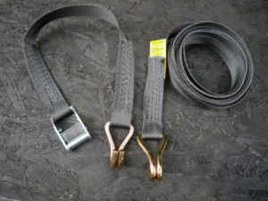 Cam Buckle Hook Strap