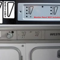 Westfalia Monitor Panel decals - VW T25 T3 Vanagon Westfalia