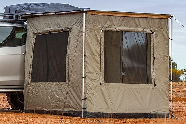 Arb Awning Room With Floor 2500mm X 2500mm Campervan Culture