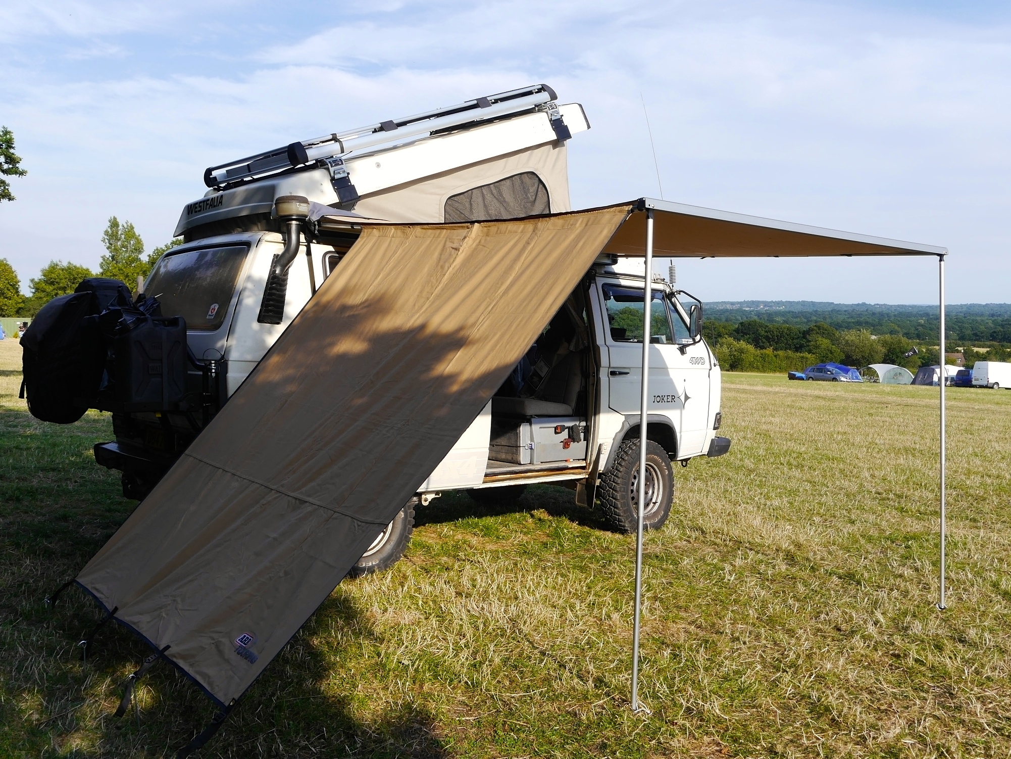 ARB WIND BREAK SIDE | CampervanCulture.com