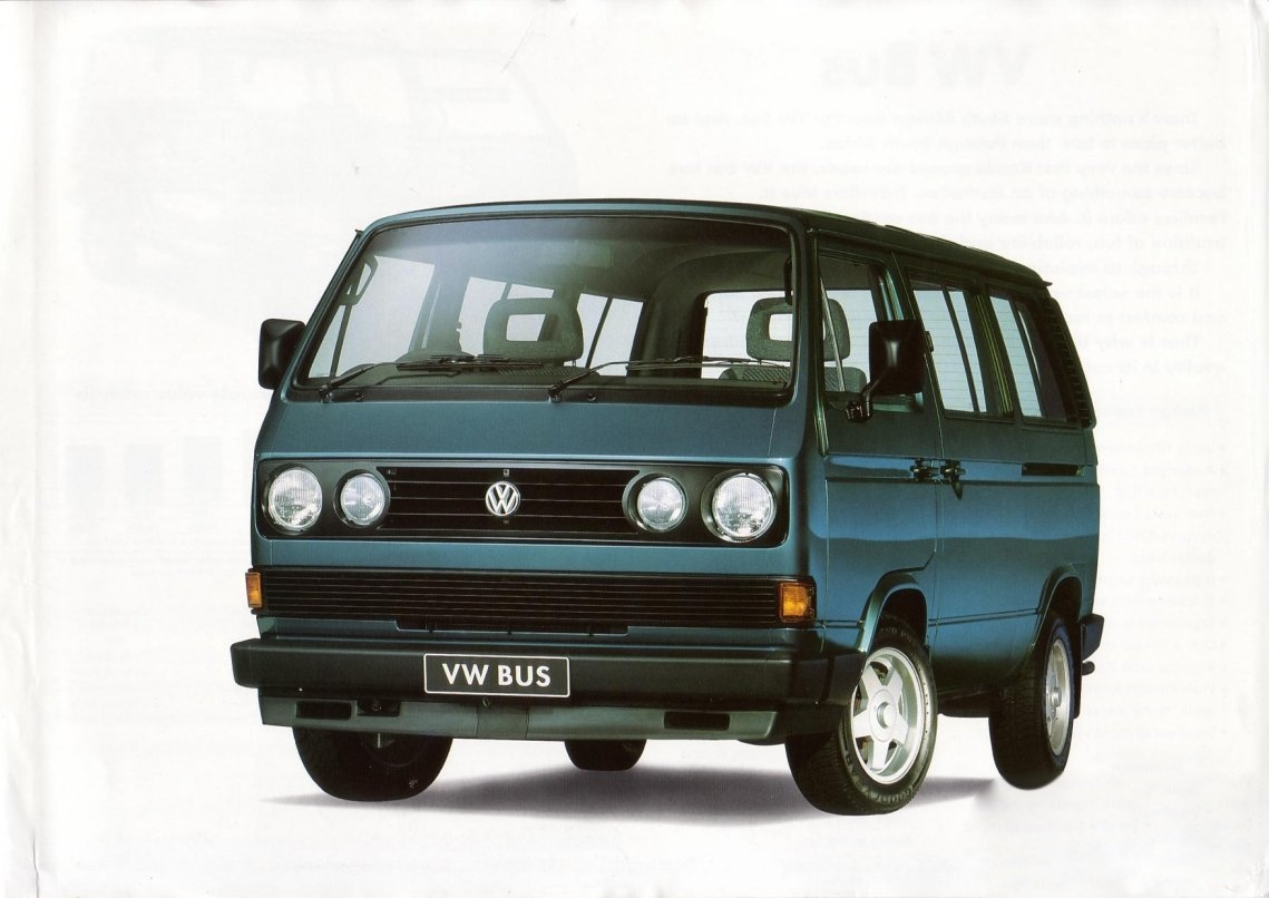 VW T25, T3 Lower South Africa Wrap Around Grille