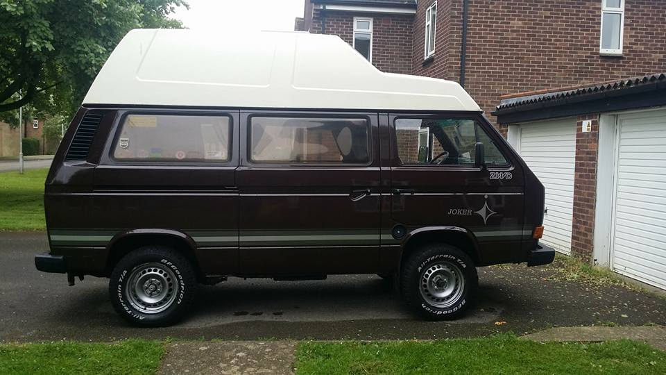 Vw T25 T3 Vanagon 2wd To Syncro 4wd Conversion Project Fuel Tank