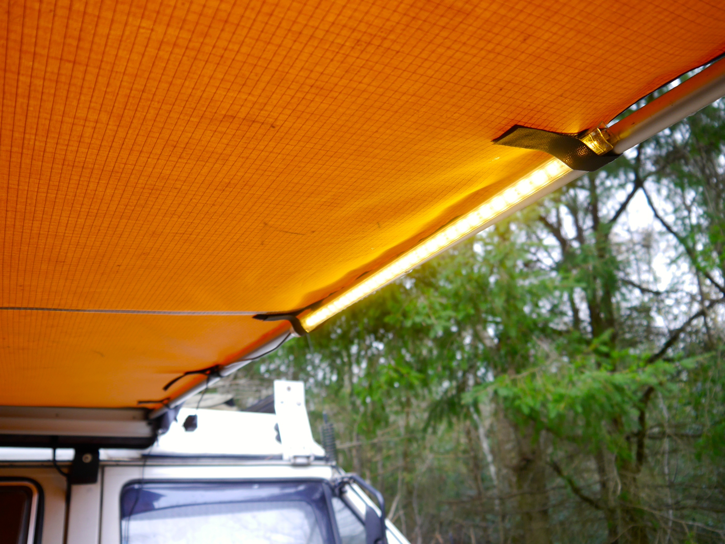 LED Light Bar Kit For ARB Awning