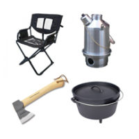 Adventure Camping Gear