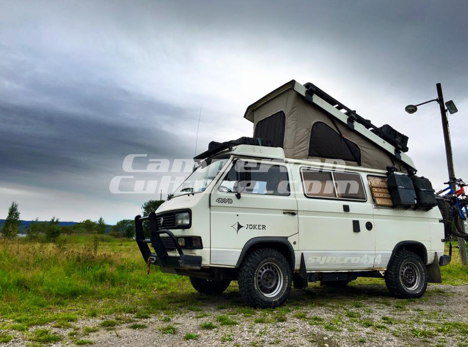 Vw Campervan Accessories >> VW T25, T3, Vanagon Westfalia *Full Length* Roof Expedition Aluminium Roof Rack ...