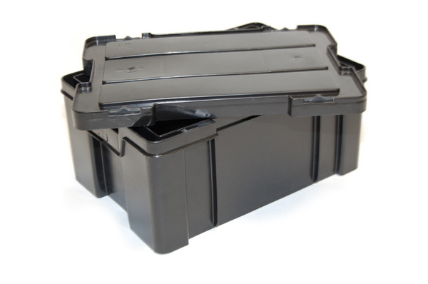 Expedition Aluminium Roof Rack Smaller Cub Storage Box