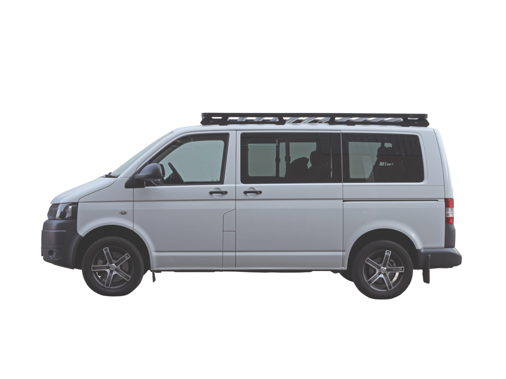 Vw Campervan Accessories >> VW T5 Tin Top Expedition Aluminium Roof Rack – Full Length | CampervanCulture.com
