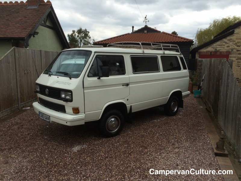 VW T25 Caravelle Syncro For Sale
