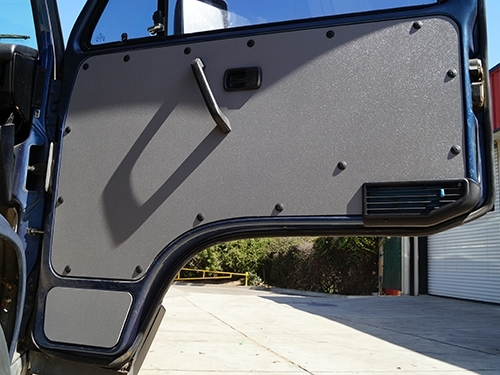 VW T25 T3 GoWesty ABS Front Door Panel Set *Grey ...