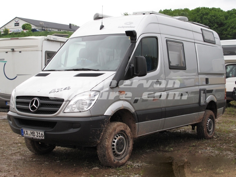 Mercedes Sprinter 4 215 4 Safari Snorkel Lhd
