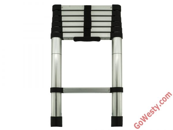 Telescopic Ladder Parts : Vw t vanagon telescopic ladder from gowesty
