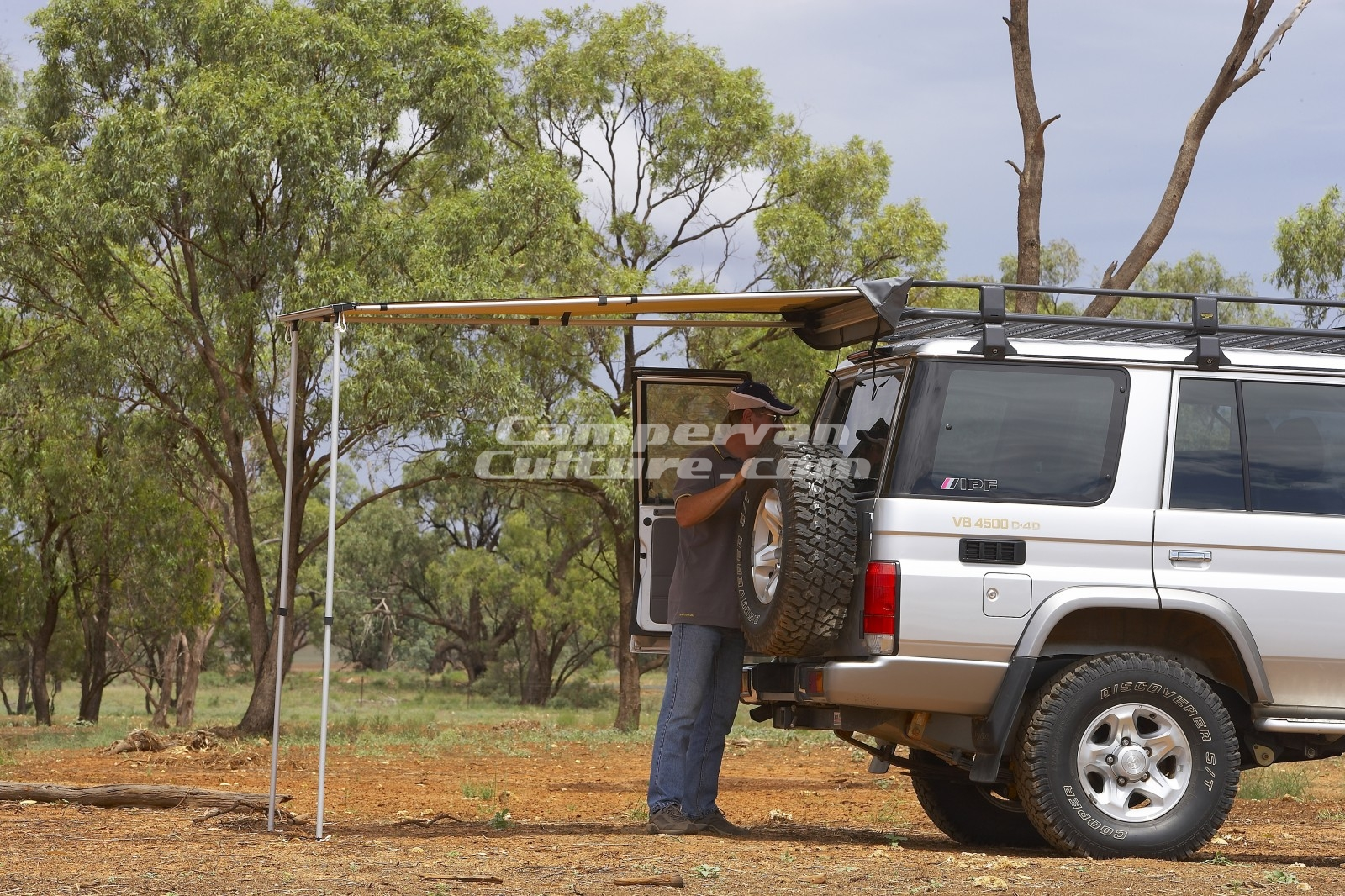 ARB 1250X2100MM AWNING For VW Amarok Roof Rack