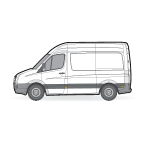 Mercedes Sprinter/VW Crafter & Mercedes Vito