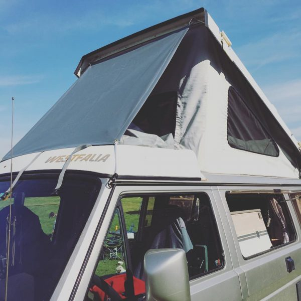 Westfalia Rainfly Sun shade