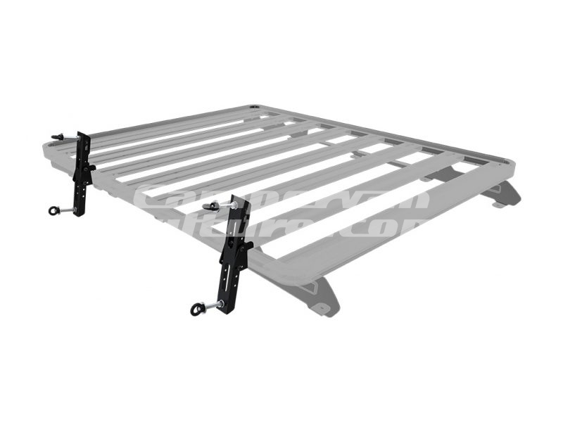 Recovery Mat Ladder Side Mounting Brackets For Expedition
