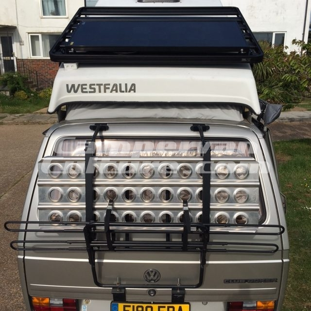 Vw T25 T3 Vanagon Westfalia Pop Top Half Length Roof