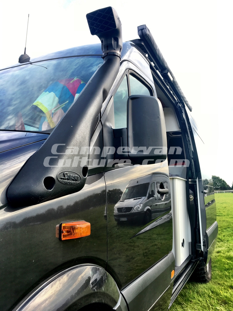 4x4 Van For Sale >> Mercedes Sprinter 4×4 Safari Snorkel *LHD* | CampervanCulture.com