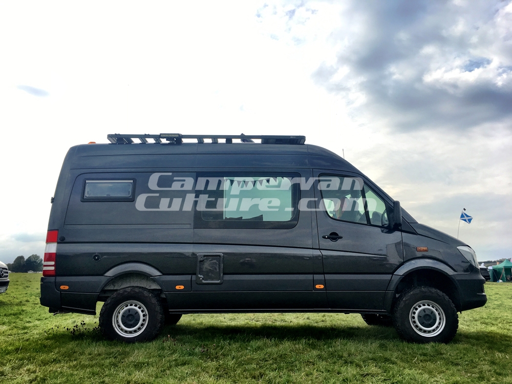 Mercedes Benz Sprinter 2nd Gen 906 2006 Current