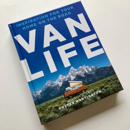 Van life book Foster Huntington