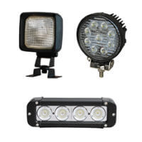 Self Build Spot Lamps & Work lights