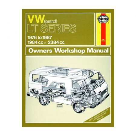 Haynes 0637 VW LT Manual
