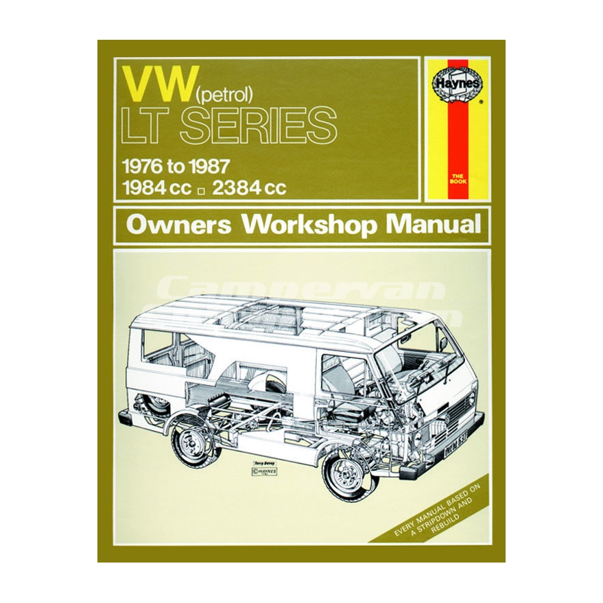 vw lt petrol vans light trucks 76 87 haynes repair manual rh campervanculture com vw lt manual volkswagen lt owners manual
