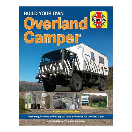 Haynes-H6076 Haynes Build Your Own Overland Camper