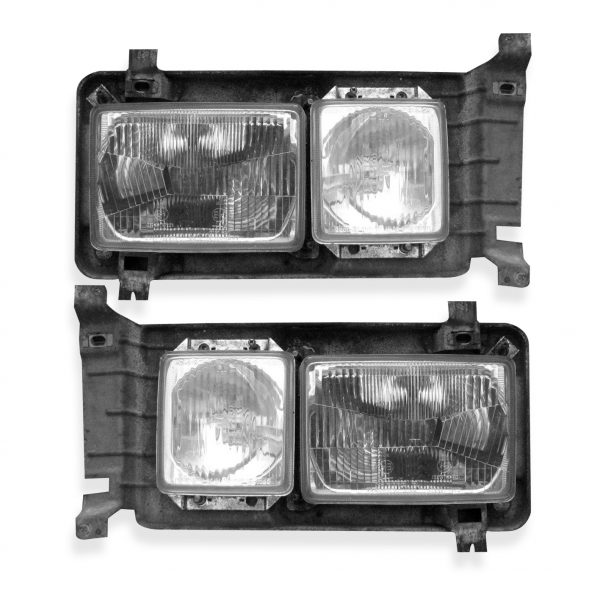 VW T25 T3 Vanagon Square headlights