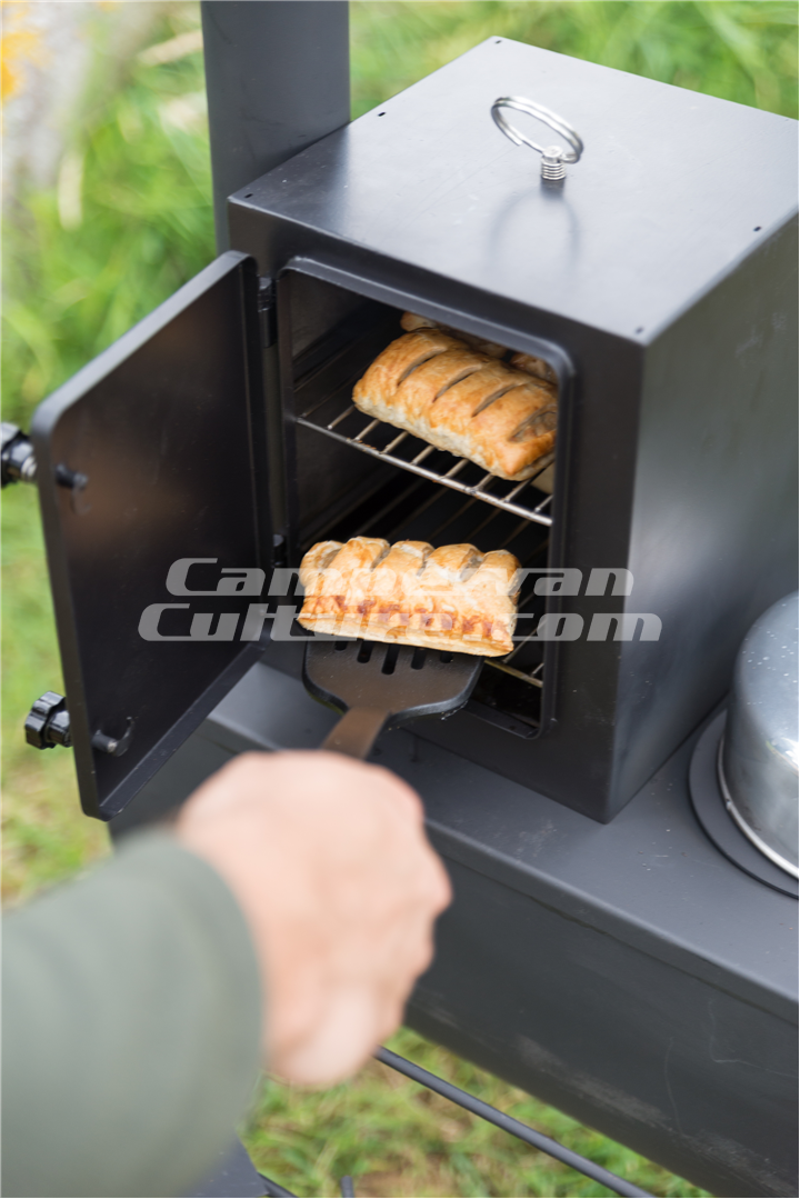 Wood Stoves For Sale >> Portable oven for Frontier Stove and other woodburner ...