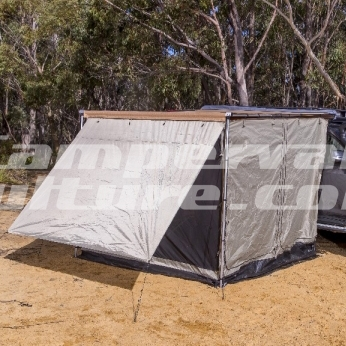 "ARB ""DELUXE"" AWNING ROOM WITH FLOOR 2500mm X 2500mm"