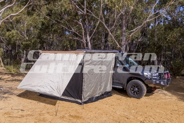 Arb Deluxe Awning Room With Floor 2500mm X 2500mm