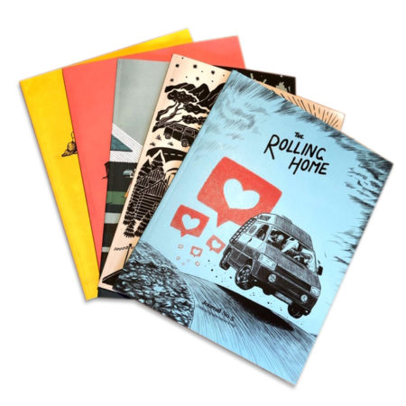 Rolling Home Bundle