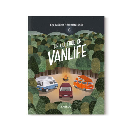 The Culture of Vanlife Book