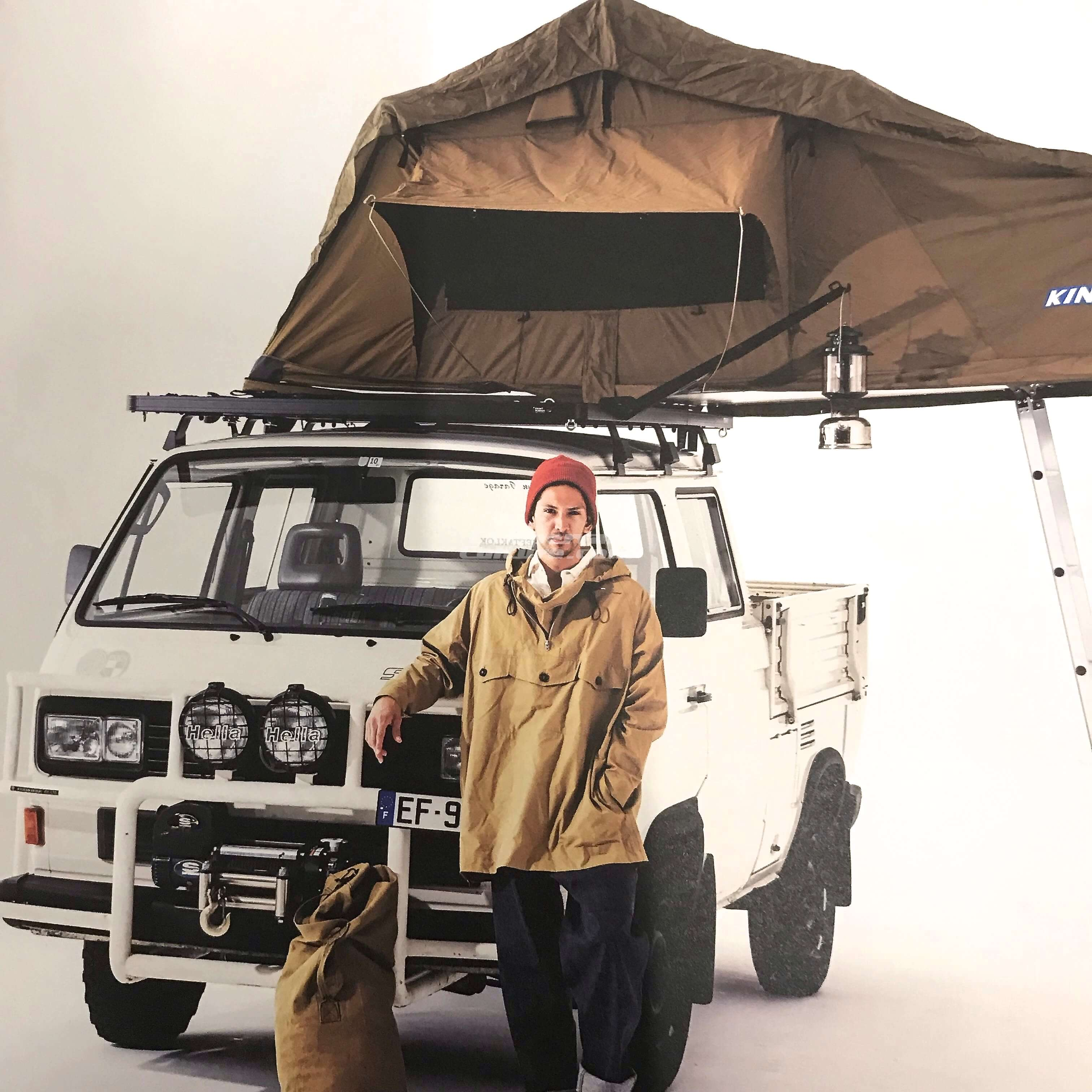 Vw T25 T3 Vanagon Doka Expedition Aluminium Roof Rack