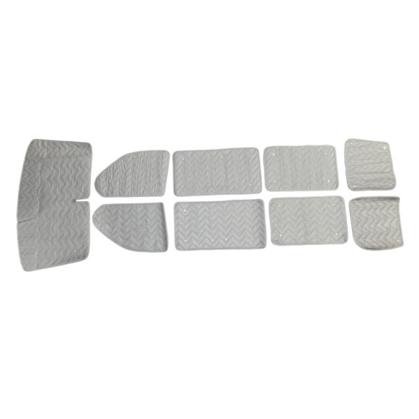 Deluxe Thermo Mat Kit for T4 with Barn Doors 8 Piece