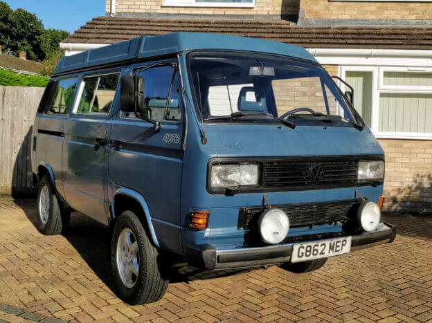 VW T25 T3 Vanagon Syncro For Sale