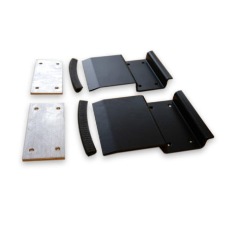 Roof rack brackets
