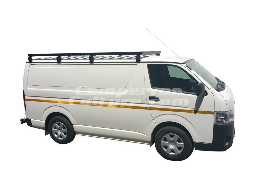 Toyota Hiace Expedition Roof Rack Low Profile