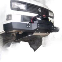 CVC Produced Front & Rear HD Bumpers & Winch Bumpers